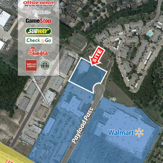 Land for Sale NWC HWY 290 [71] & IH-35 featured image