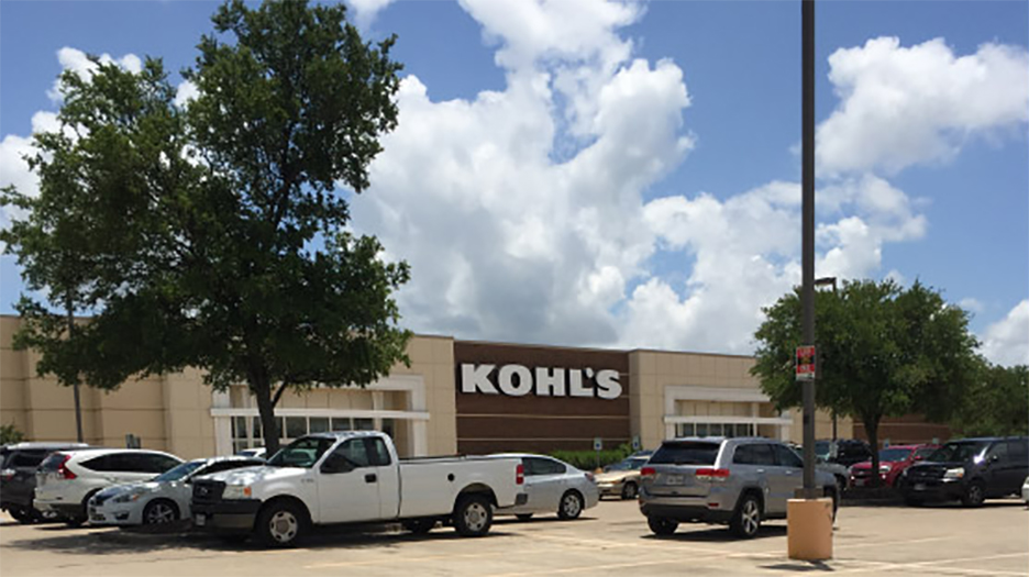 Prime Retail Space Adjacent Kohl's