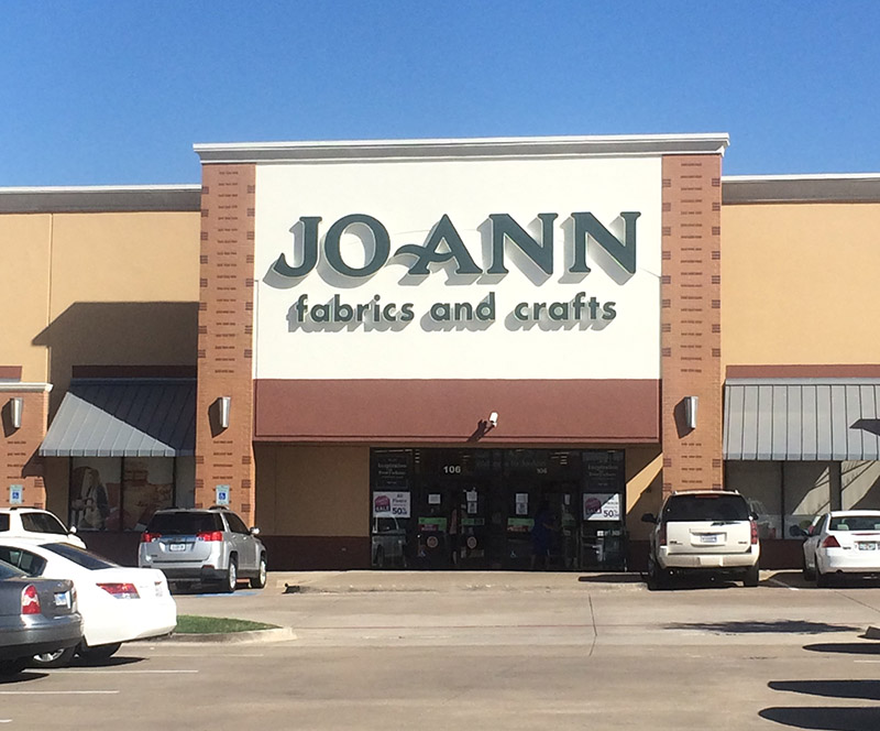 JOANN Fabric and Craft Stores - The Retail Connection