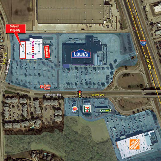 Lewisville Prime Retail Space Adjacent to Kohl's featured image