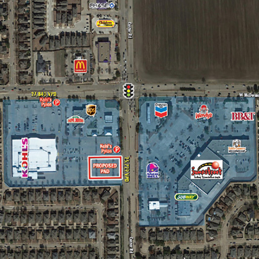 Kohl's Anchored Pad Site Plano featured image