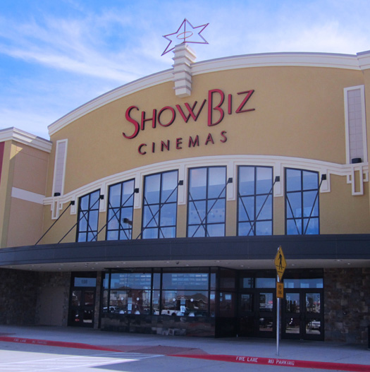 Showbiz Cinemas Pad Sites featured image