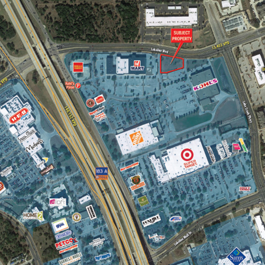 Kohl's Anchored Pad Site Austin [Lakeline] featured image