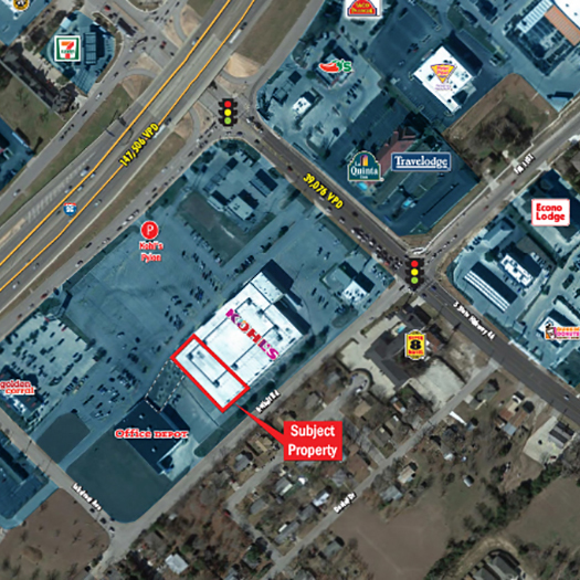 New Braunfels Prime Retail Space Adjacent to Kohl's featured image