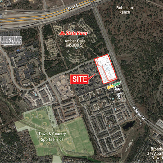 Amber Oaks Pad Site featured image