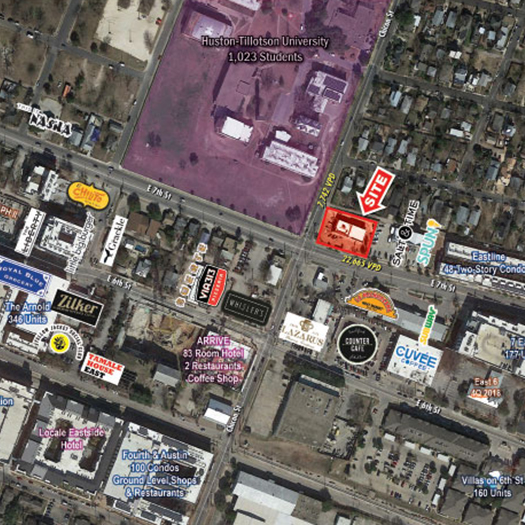 E 7th Street and Chicon Street featured image