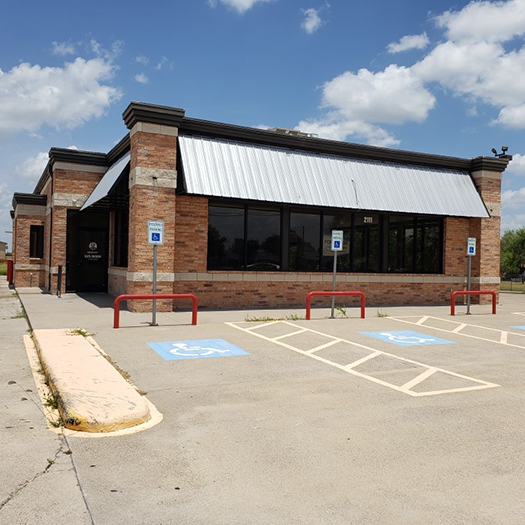 2111 W University Drive [Freestanding Restaurant Building with Drive-Thru] featured image