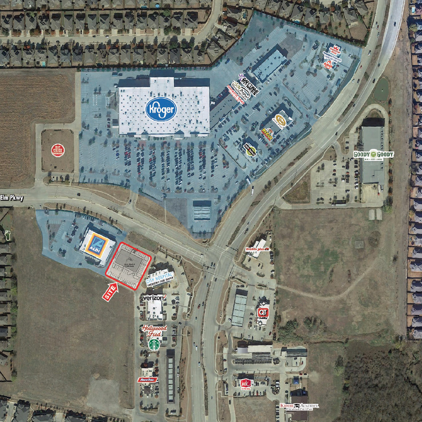 Eldorado Parkway and Little Elm Parkway [New Retail Development] featured image