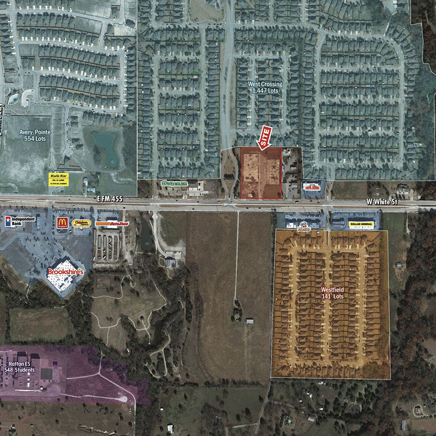 920 W White Street Land featured image