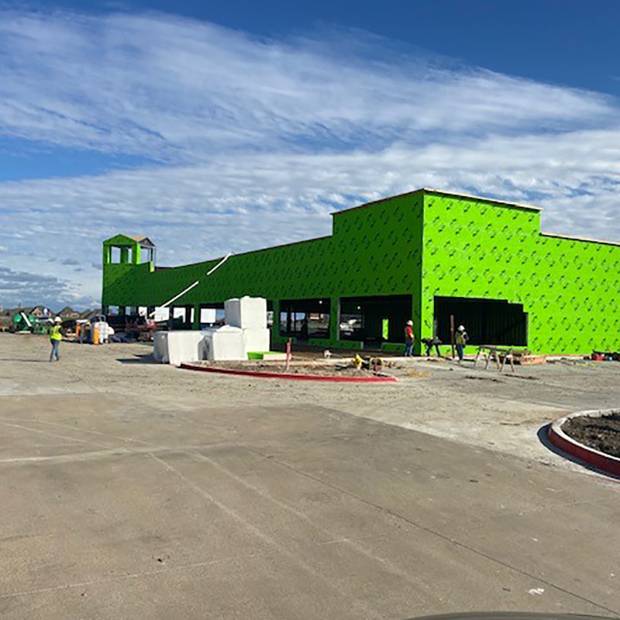 Warren Plaza – New Construction featured image