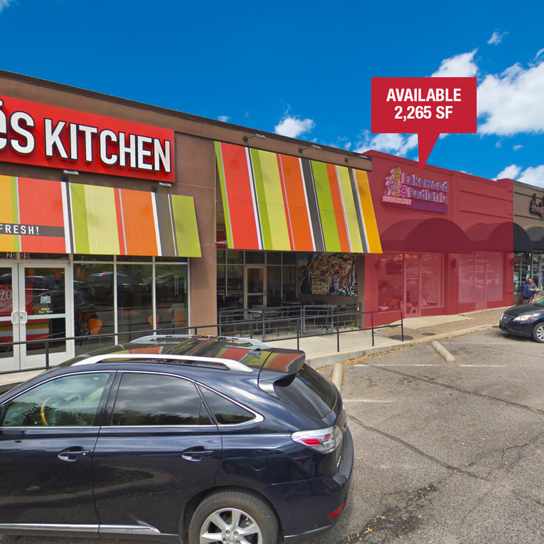 Rare Opportunity for Lease in Historic Lakewood featured image
