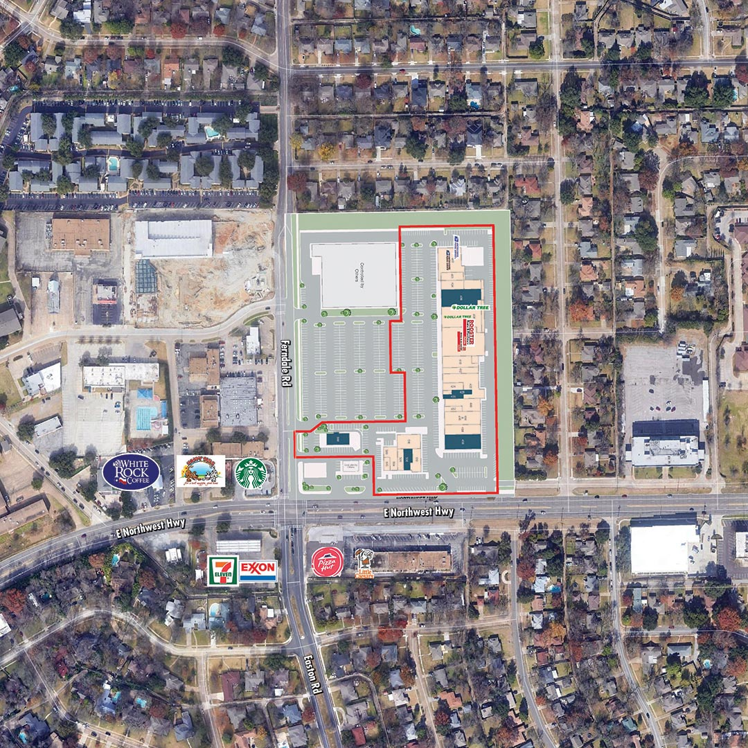 Dallas – Northlake Shopping Center featured image