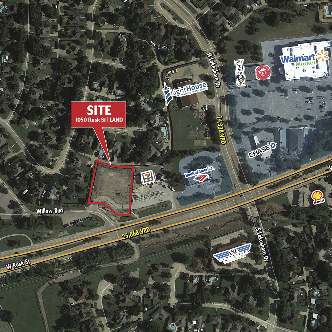 1+ Acre Pad Site For Sale | Ground Lease featured image