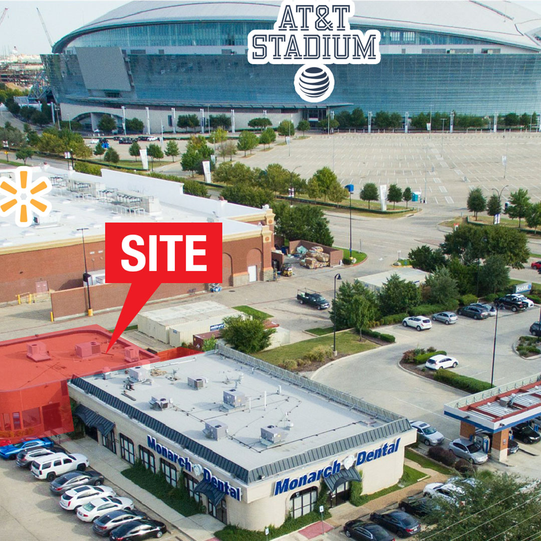 Great Opportunity for Restaurant, Retail, Medical Near AT&T Stadium featured image