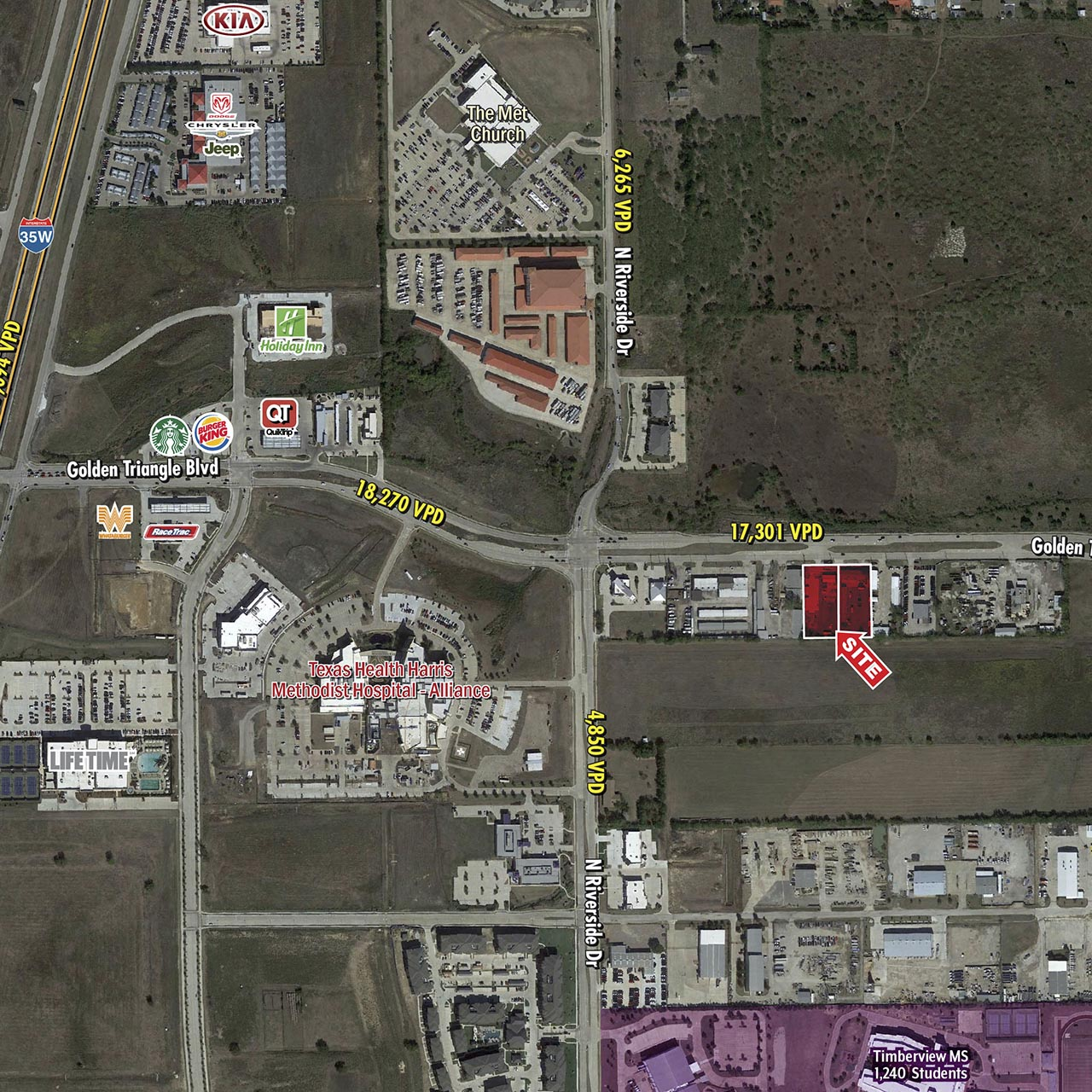 3700 & 3720 Golden Triangle Boulevard featured image