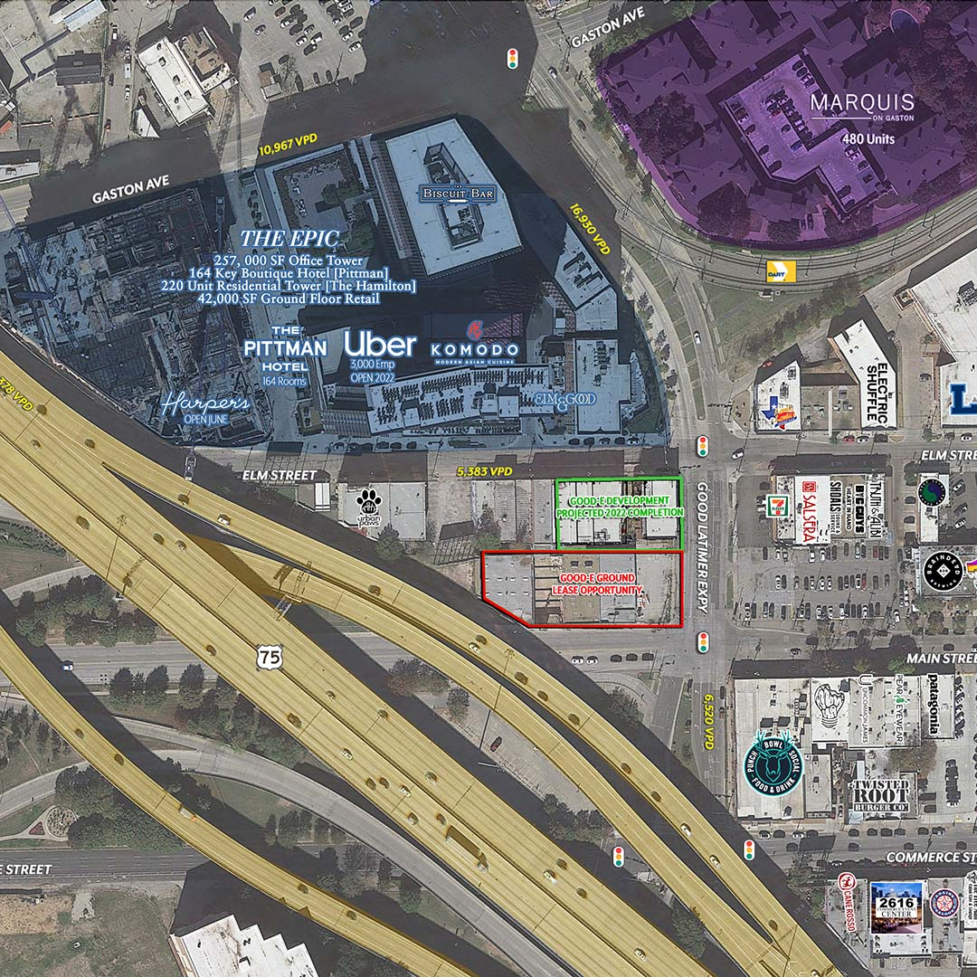 Deep Ellum | Good-E Ground Lease Opportunity featured image