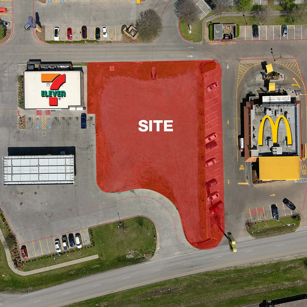 Pad-Ready Site for Ground Lease featured image
