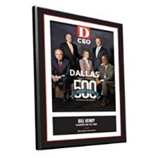 DCEO Magazine Dallas 500 Award
